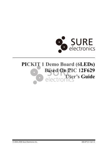 pickit-1-demo-board-6leds-based-on-pic-12f629-users-guide Xilinx Schematic Tutorial on