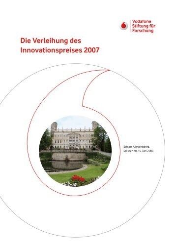 Download Dokumentation 2007 als PDF-Format - Vodafone Stiftung ...