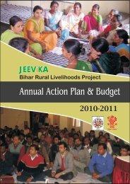 SPMU AAP & Budget 2010-2011.pdf - Bihar Rural Livelihood ...