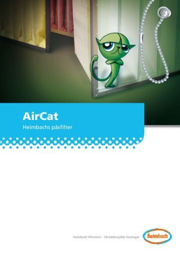 Nedladdning BROCHURE AirCat (PDF)