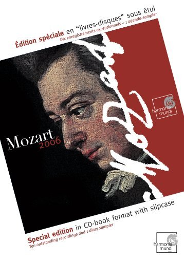 A4 Mozart def (Page 1) - Harmonia Mundi