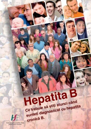 Ce este hepatita B?