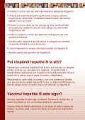 Ce este hepatita B? - Page 4