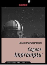 Discovering Impromptu