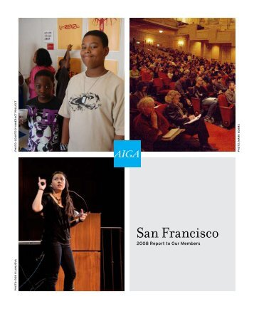 Download 2008 Annual Report - AIGA San Francisco