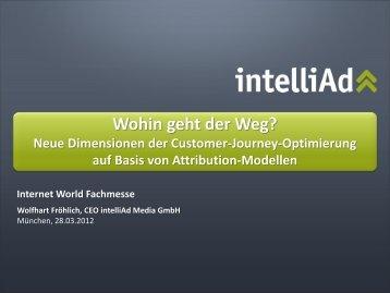 Wohin geht der Weg? - Internet World