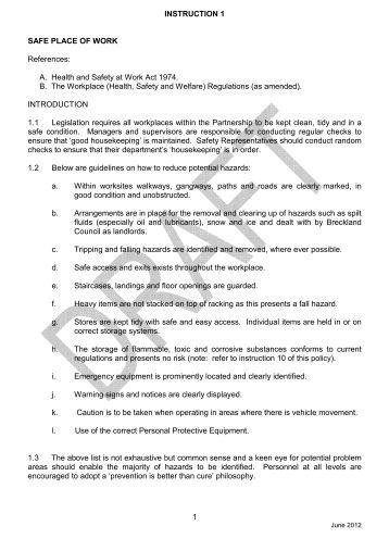 safe work method statement pdf