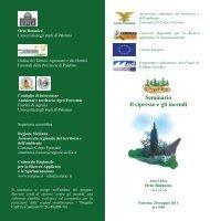 Scarica il programma - Società Botanica Italiana