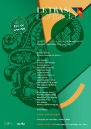 Revista Letras ComVida, Número 3 - 1º Semestre de - LusoSofia