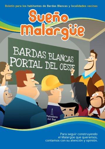 Revista Pem Bardas Blancas - Plan Estratégico de Malargüe