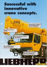 Page 1 Page 2 Page 3 With i皿0寸轟ti誓e erane c。neepts, Liebherr ...