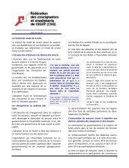 Propositions relatives à la réforme des institutions démocratiques et ...