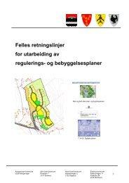 Felles retningslinjer for utarbeiding av regulerings - Nord-Odal ...