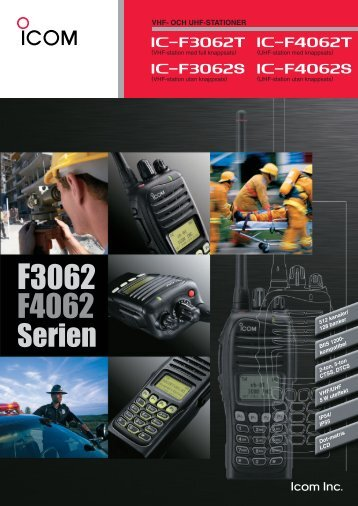 F3062 F4062 - VHF Group AS