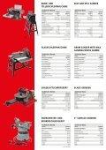 und Metallbearbeitungsmaschinen Hand-, Wood - LUTZ MASCHINEN - Seite 6