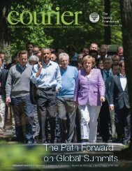 Download Summer 2012 Issue - The Stanley Foundation