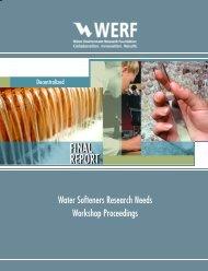 Final Workshop Report - t www.ndwrcdp.org.