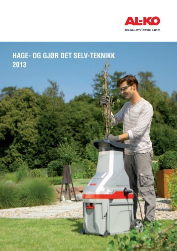 Download 10.5 MB, PDF-Datei - AL-KO Garten + Hobby
