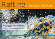 Imster Schlucht advanced