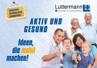AKTIV UND GESUND Ideen, die mobil machen! - Luttermann