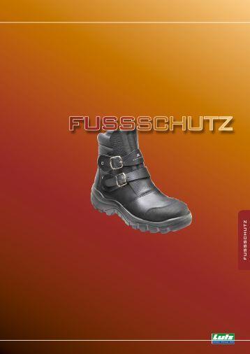 FUSSSCHUTZ - Eduard Lutz Schrauben-Werkzeuge GmbH