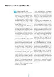 Vorwort des Vorstands - Magazin - Bilfinger