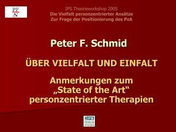 """Familie"". - Peter F. Schmid"