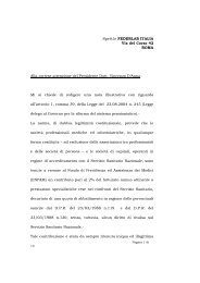 parere nota ENPAM - FederLab Italia