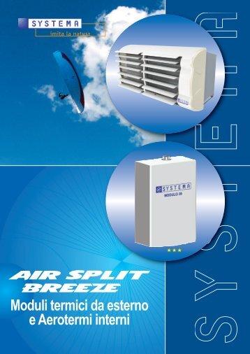 air breeze 17 air breeze 35 air breeze 70 - Systema