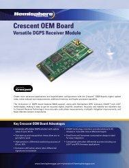 Crescent OEM Board