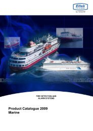 Product Catalogue 2009 Marine - Tridente