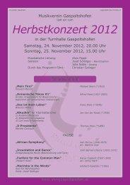 Programm - Grieskirchen