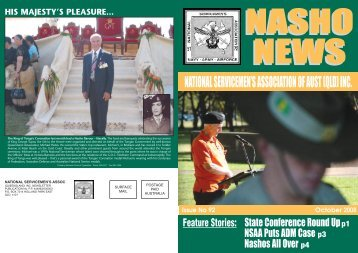 Issue 92 - Nasho Front Page
