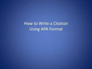 how to write an artwork citation