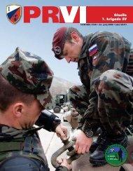 Leto VII/01 - Slovenska vojska