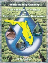 BMP - Florida Department of Environmental Protection