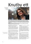 med pressen runt knuten - Göteborgs universitet - Page 6