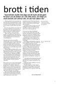 med pressen runt knuten - Göteborgs universitet - Page 7