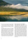 Pretekli posegi na Cerkniškem jezeru Izobraževanje Zimski gostje - Page 6