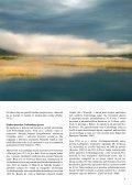 Pretekli posegi na Cerkniškem jezeru Izobraževanje Zimski gostje - Page 7
