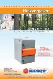 Holzvergaser - Marc Liebermann GmbH