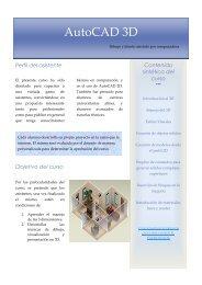 AutoCAD 3D - UTN FRBB