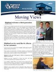 May 2006 - Highland Moving