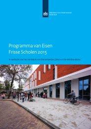 Programma van Eisen Frisse Scholen 2015