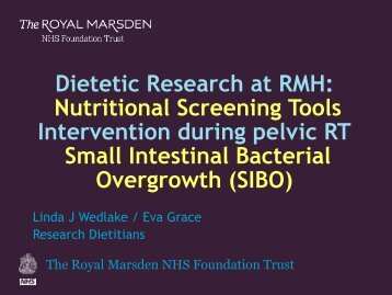 4-PCRPP-dietetic-research - The Royal Marsden