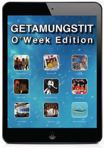 Edition One - February - Australian University Sport