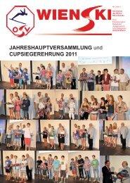 Wien Ski 3/11 - Juni/2011 - Wiener Skiverband