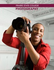 Photography Fact Sheet - Prairie State College