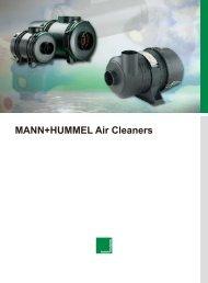 MANN+HUMMEL Air Cleaners 曼胡默尔空气滤清器