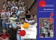 Infomaterial als PDF - Musikschule Steinfurt